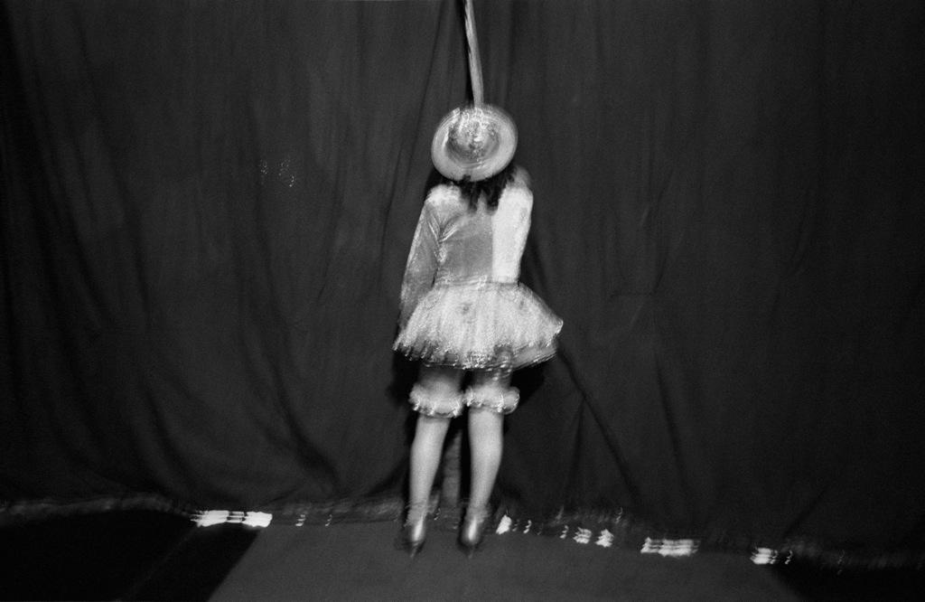 Lilliputian circus